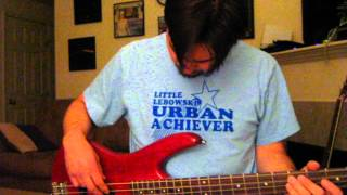 James Brown - Get On the Good Foot - Bass Cover