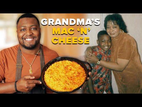 How My Grandma's Mac 'N' Cheese Got Me On TV ? Tasty