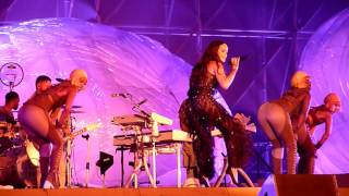 Rihanna -  Work - Köln - 2016 - Anti World Tour - Live - Rheinenergiestadion