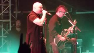 Disturbed - The Vengeful One LIVE River City Rockfest San Antonio 5/29/16