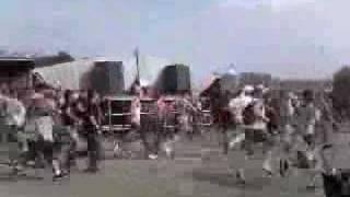 Hatebreed Pit Ozzfest Charlotte 07