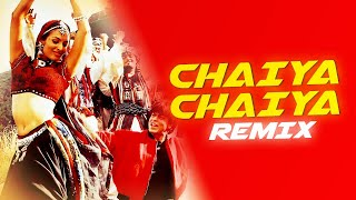 Chaiyya Chaiyya  | DJ Sunny & DJ Alvee (Remix) | Astreck Visuals