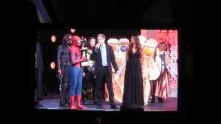 D23 Disney Expo Mousequerade Heroes Unmasked