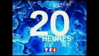 Les dents du 20H - Analyse du générique du JT de TF1