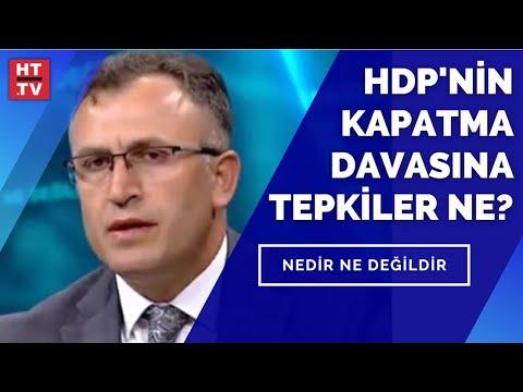 HDP'nin kapatma davasına tepkiler ne? Dr. Mehmet Sarı yanıtladı
