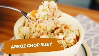 Arroz Chop Suey | Colher de Sopa