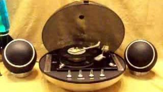 My Electrohome Apollo 860 Turntable