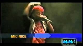 "Mic Nice on ABC ""Miami Music TV"""