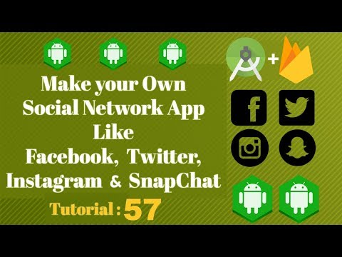 Download thumbnail for Chat App Firebase - Android Firebase Chat App
