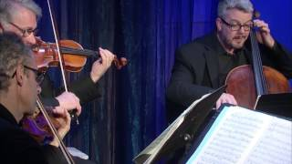 The Emerson String Quartet: 4th mvt of Beethoven Opus 130 (Alla danza tedesca)