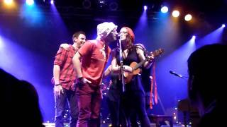 Ingrid Michaelson - You and I live at Highline Ballroom, NYC [08/21]
