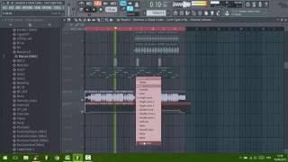 Quintino x Cheat Codes - Cant Fight It (FL Studio Remake) + FLP