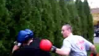 Dylan R. vs Garrett