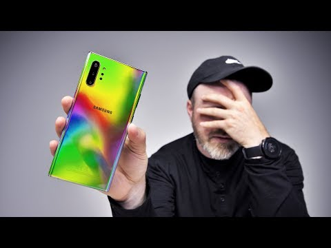 I'm Switching To The Galaxy Note 10