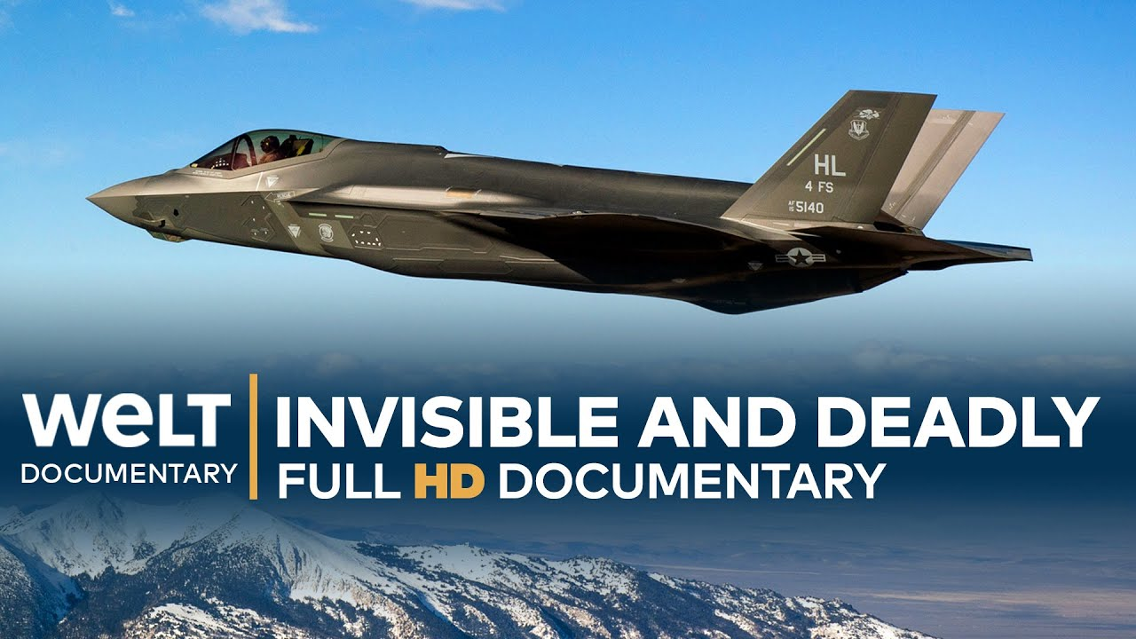 Stealth Technology - Invisible And Deadly | Full Documentary