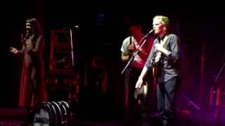 "The Lumineers ""Flapper Girl"" 5/25/16 Red Butte Garden Amphitheatre - SLC, UT"