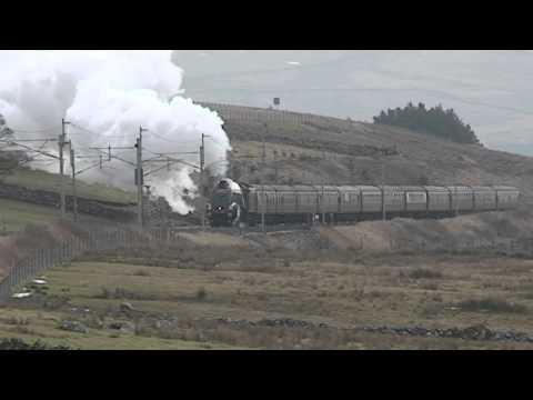 60009 Winter Cumbrian Mountain Express 16th Feb