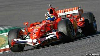 Ferrari F1 Cars V8  V10 SCREAMING @ Mugello Circuit!