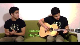 Childish Gambino- 3005 and Outkast- Hey Ya! Mashup by Alex Aiono