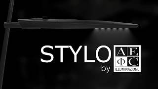 AEC present STYLO The new luminaire for urban road lighting