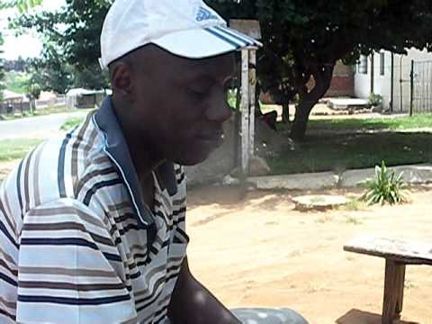 Drinking Joburg Beer – Outdoor Shebeen – Orlando West – Soweto – South Africa – January 2011