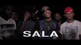 Sala - Badmind [Official Music Video] HD @War Life Riddim