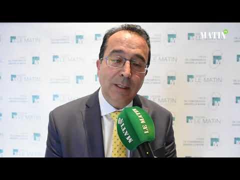 Video : Matinales Groupe Le Matin: Déclaration de Mohamadi Rochdi El Yacoubi, président de l'OPCA