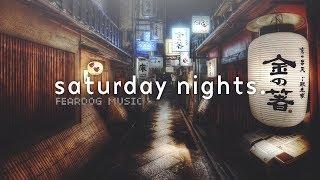saturday nights. [lo-fi hip hop / jazzhop chill beats mix] /study/relax music\ (Chillhop mix) 2017