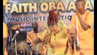 Queen Ayangbajumo of Afrika
