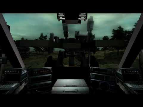 Steel Battalion LoC / Xlink Kai / 5v5 / Map 02 / Communication on Point