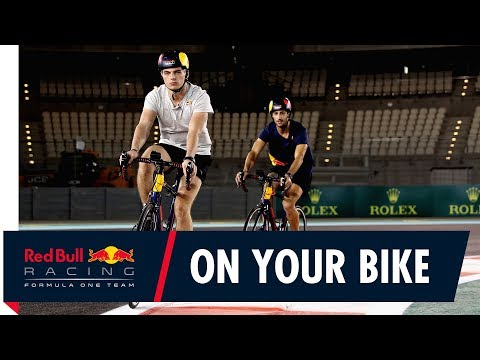 On Your Bike Max and Daniel! | An Abu Dhabi Grand Prix track guide
