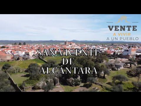Video presentación San Vicente de Alcántara