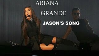 Ariana Grande   Jason's Song   Dangerous Woman Tour