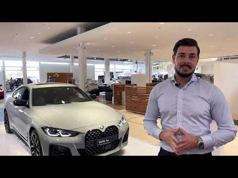 Vorstellung des brandneuen BMW M440i Gran Coupé bei Hedin Automotive