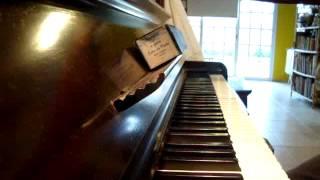 Esto es Paris, Paso doble de J. Padilla en Pianola por Horacio Asborno desde la Patagonia Argentina