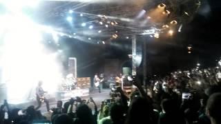 Europe -The Final Countdown/Live Performance 2015 Turkey Bursa