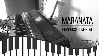 Maranata - Ministério Avivah (piano solo instrumental)