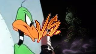 Duck Dodgers V.s Shadow Dio