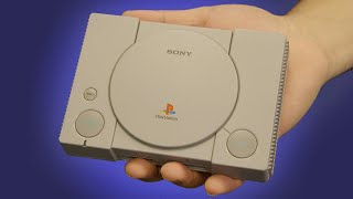 The PlayStation Classic Does The Bare Minimum