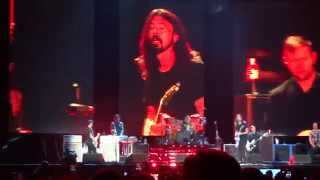 Breakout - Foo Fighters live at Maracanã Stadium