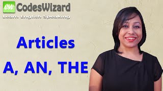 Learn English : Spoken English Online : Lesson - 5 : English Grammar - Articles- Tips for beginners