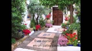 Adriano Celentano   Azzurro Letra italiano y español IES Sentmenat