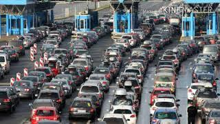 Traffic jam sound