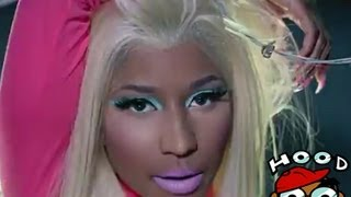 Nicki Minaj - Beez In The Trap (Explicit) ft. 2 Chainz - [Official Video] - [Music Video Review]