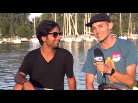 Guy J Interview at Electric Island Toronto 2016