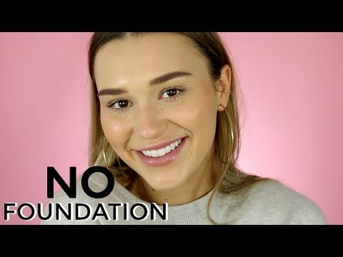 Flawless Skin With NO Foundation | MAKEUP TUTORIAL