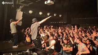 CHILL BUMP et TAMBOUR BATTANT en concert à l'Affranchi (Marseille) - 2017