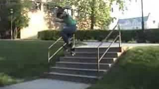 Mike Cruz's Skate Video!