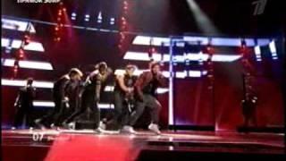 EUROVISION 2011 - SWEDEN - Eric Saade - Popular | FINAL