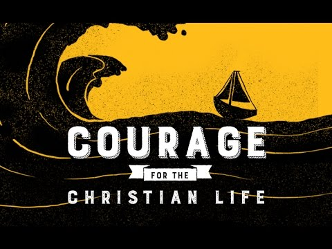 A Collapse of Courage – Dr. Charles Stanley (Courage for the Christian Life #3)